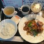 ケヤキ - Aランチ(サンプル品)