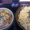 麺家一徹 - 料理写真:味噌野菜つけ麺中盛