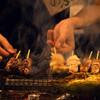 勝男 - 料理写真:一串入魂の串焼き。
