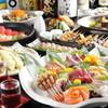 名古屋個室居酒屋 柚柚~yuyu~ - 料理写真:六魂柚子祭2.5H飲み放題でお刺身7種12品。高級感のある最高コース。