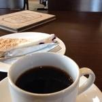 ワンズガーデン - 本日、三杯目のコーヒー