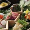 丸尚 - 料理写真:季節会席6,300円のお造り