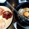 焼肉ジャック - 料理写真:肉&石焼ビビンバ