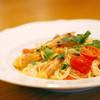 ルカ - 料理写真:小海老のフレッシュトマトソース