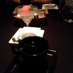 ジョカーレ - プロフィットコース:デザート&コーヒー (2013.Feb)