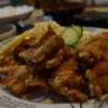 満月食堂 - 料理写真:鳥からあげ定食