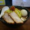 ゆいが - 料理写真:黒豚骨醤油(黒狼)~☆