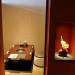 焼肉 蔵元 - 完全個室の掘りごたつ席