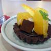 ベーカリーカフェタルト - 料理写真:生チョコ&オレンジタルト