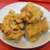 新ペキン - 料理写真:若鶏の唐揚げ