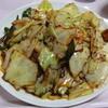 しせん - 料理写真:キャベツと豚肉のみそ炒め【2013/04/1*】