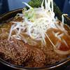 麺屋ひじり - 料理写真:味噌ちゃぁしゅうめん
