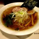 麺屋 侍 - 侍らーめん!(2013,04/07)