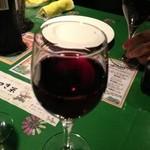 ガラムマサラ - 2013年4月13日赤ワイン ボトル2500円