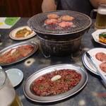李朝園 - お肉の質が良いのです