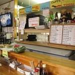 行田ゼリーフライ本舗 たかお - 定食物もあるようです