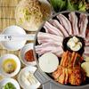 故郷 - 料理写真:サムギョプサル