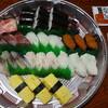 雷門鮨 - 料理写真:並3人前・3465円+容器代210円