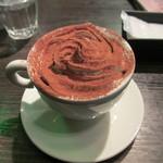 Cafe DRAPERIE - ティラミスラテ