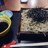 そば処 かね政 - 料理写真:「ざるそば」650円也。税込。