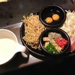 道とん堀 - 広島焼き 924円