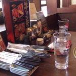 じゃんじゃか - テーブル