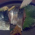 紀州 弁慶 - 鯖きずし