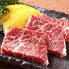 ごちゃまい堂 - 料理写真:鳥取牛のジューシーな部位、上カルビ。定番の人気★¥780(税込819)