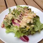 HALE海's - ランチのサラダ