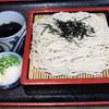 小雀弥 - 料理写真:ざるそば 650円