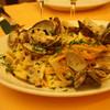 ランテルナ・マジカ - 料理写真:Fettuccine con Vongole e Bottarga アサリとカラスミのフェットゥッチーネ