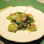 ガラムマサラ - 2013.4 牡蠣パクチー