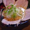 ヌプチェ - 料理写真:海老味噌チャーシューめん~☆