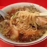 一楽 - チャーシュー麺大盛