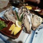 18416643 - 生牡蠣