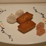 レ ロジェ エギュスキロール - 小菓子