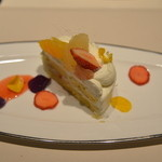 レ ロジェ エギュスキロール - ケーキ