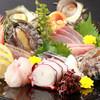 魚炉魚炉 - 料理写真:旬の盛り合わせ