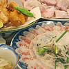 新宿 三浦屋 - 料理写真:旨み、歯ごたえ、香り、どれをとっても一級品!三浦屋の天然とらふぐはボリュームがあって味が良いことで有名です。