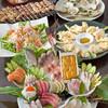 ひさ松 - 料理写真:豪快刺身と串焼コース