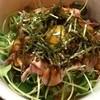 カブトII - 料理写真:ワンコインランチの【ラムわさ丼】♪