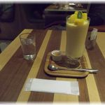 ドリンクドランク - 完熟マンゴーとバレンシアオレンジのスムージー ¥780(税込)