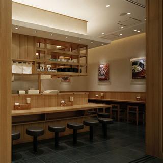 Japanese Natural ICE EN - 内観写真:お一人様でも気軽に入店いただけます。