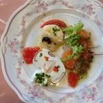 レストラン クインベル - 料理写真:前菜