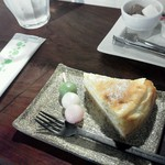 暖木 - ベイクドチーズケーキ☆
