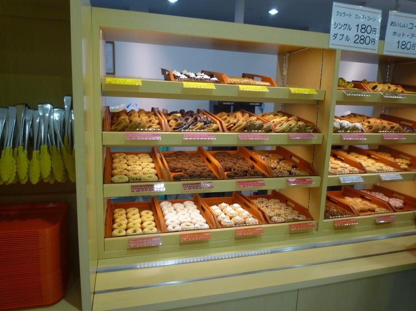 ドーナッツブリエ 蟹江店