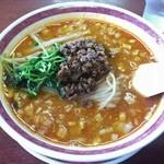 福来苑 - 担々麺800円