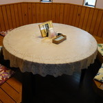 サファイア - 個室風テーブル