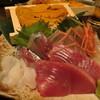 魚貝三昧 雛 - 料理写真:お刺身盛り合わせ(一人前)