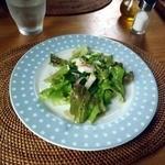 草花木果 - 本日のパスタ サラダ